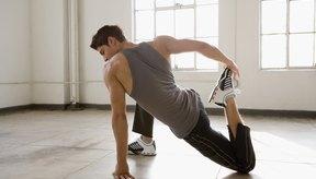 Estira los músculos que han entrado en calor.