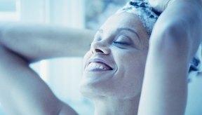 Humecta el cabello seco con un champú de yogur hecho en casa