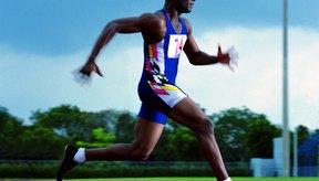 Las carreras de 100 m son las más cortas.
