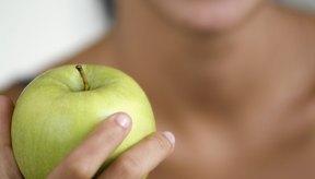 Hay numerosas variedades de manzanas.