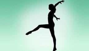 Aprender a equilibrar tu cuerpo es esencial para ser un buen gimnasta.