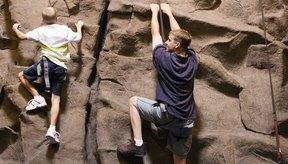 Los arneses alpinos se utilizan generalmente para una expedición de montañismo más corta.