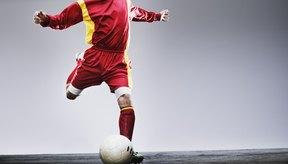 No se puede meter un gol con el brazo o con la mano.