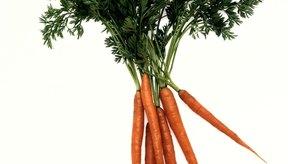 La mayoría de las zanahorias producidas en Estados Unidos provienen de California.