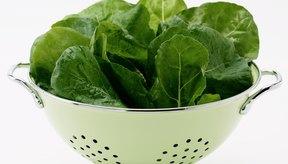 La ingesta de vegetales es primordial.