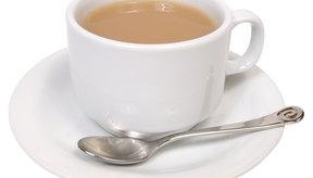 El té elaborado a partir de hojas de guayaba puede proporcionar un alivio de la diarrea.