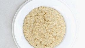 La crema de trigo es la base de un desayuno nutritivo.