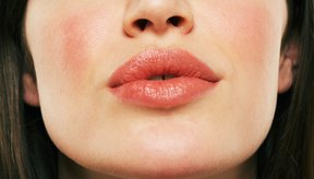 Todas las mujeres quieren tener labios carnosos.