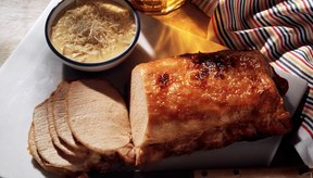El lomo de cerdo es bajo en grasas y alto en proteínas.