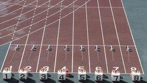 Altas velocidades de sprint suelen atribuirse a la superficie de la pistas modernas.