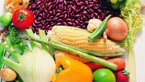 Los alimentos enteros frescos tienen un gran valor nutritivo.