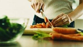 El plan de alimentación necesita cocción y preparación.