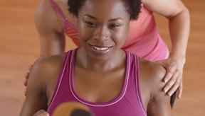 Las bandas de resistencia pueden utilizarse en entrenamiento de fuerza o en fisioterapia.