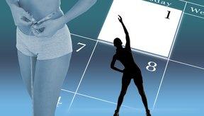 Un régimen de ejercicio regular puede adelgazar y tonificar tu cuerpo.