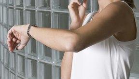 Colócate el reloj adecuadamente para tu comodidad y seguridad del reloj.