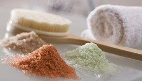 La sal del Himalaya puede ser usada para cocinar y como sal de baño.