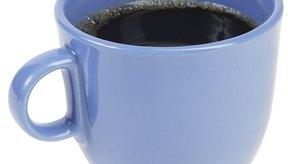 El café es una buena fuente dietética de cafeína, así como de líquidos.