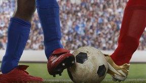 Los botines de soccer vienen en muchas formas y estilos.