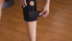 No tratar un esguince de rodilla puede causar lesiones crónicas.