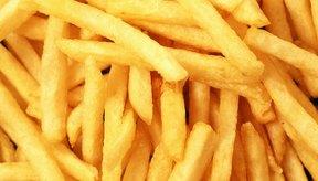 Evita los alimentos grasosos.
