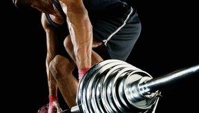 El levantamiento de peso muerto (Deadlifts) requiere que extiendas tus caderas contra la resistencia.