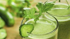 El jugo de vegetales puede ser parte de un programa de reducción de peso.