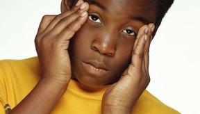 Muchas personas con ECF tienen su primer accidente cerebrovascular en la infancia.