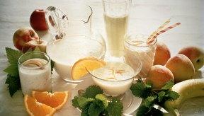La proteína de suero de leche tiene muchos beneficios.