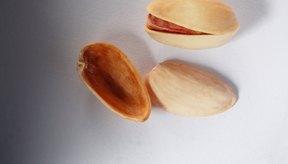 Los pistachos son un aperitivo saludable debido a su alto contenido de fibra y proteínas.