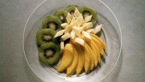 Sólo puedes comer cantidades limitadas de frutas en Atkins.