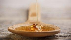 La miel, el agave y el jarabe de maíz de alta fructosa tienen un alto contenido de fructosa.