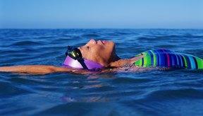Evita nadar si tienes fiebre.
