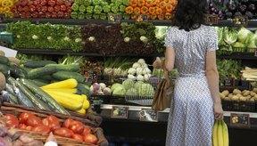 Muchas frutas y verduras no contienen proteínas.
