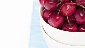 Según la USDA un puñado de cerezas contiene 42,8 calorías.