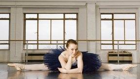 Para ser una buena bailarina debes de tener mucha flexibilidad.