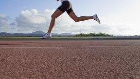 ¿Esprintar o correr? Depende de la distancia y la velocidad de correr.