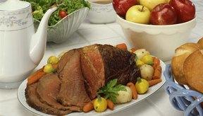Hacer un brazuelo de carne tierna requiere un buen horno, no una parrilla.