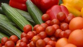 Los alimentos de colores pueden ayudar a aumentar tus posibilidades de conseguir el equilibrio nutricional.