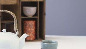 Los tés de hierbas no contienen cafeína.