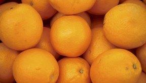 Las naranjas, ricas en vitamina C, son un gran aperitivo portátil.