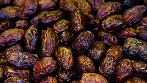 Las pasas son una merienda saludable y un condimento rico en las comidas.