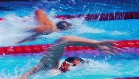 No debes respirar durante una carrera de sprint de 25 metros.