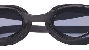 Las gafas de correa doble son relativamente baratas.