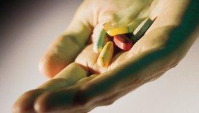 Consulta a un médico sobre los suplementos vitamínicos.