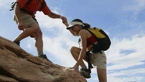 El trabajo en equipo puede ser la diferencia entre la vida y la muerte para los escaladores