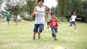 Los niños de 5 años pueden entrenar.