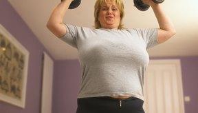 El entrenamiento de fuerza ayuda a reducir la grasa corporal.