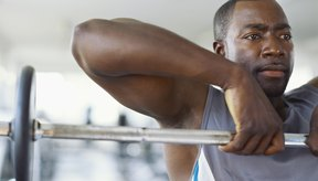 El entrenamiento de peso para endomorfos requiere mucho tiempo en el gimnasio.