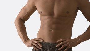 Marcar tus oblicuas es lo que le da la forma V a tu estómago.