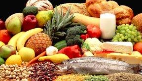 Los carbohidratos se encuentran en frutas, verduras y granos.